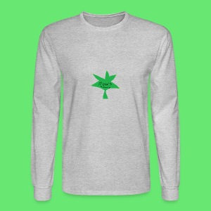 ESCLUSIVE!! 420 weed is coolio for kidlios SHIrT!1 - Men's Long Sleeve T-Shirt