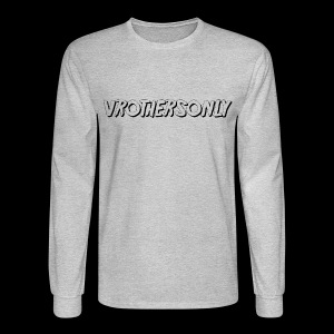 VR BLACK - Men's Long Sleeve T-Shirt