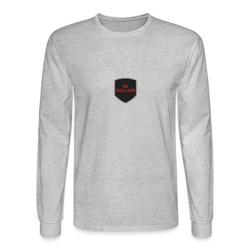 Design 3 - Men's Long Sleeve T-Shirt