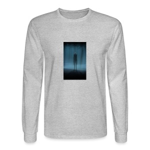 Creepy Forest Person - Men's Long Sleeve T-Shirt
