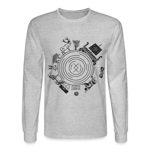 Freyr - God of the World - Men's Long Sleeve T-Shirt