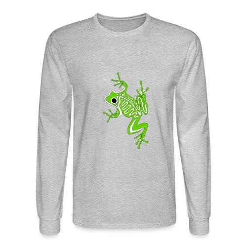 Anglo-Saxon Frog - Men's Long Sleeve T-Shirt