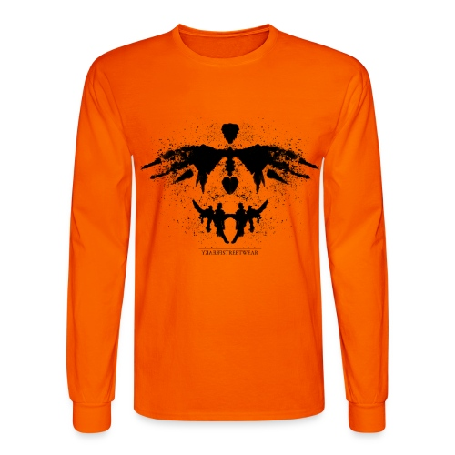 Rorschach - Men's Long Sleeve T-Shirt