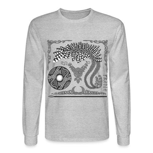 Freya - Men's Long Sleeve T-Shirt