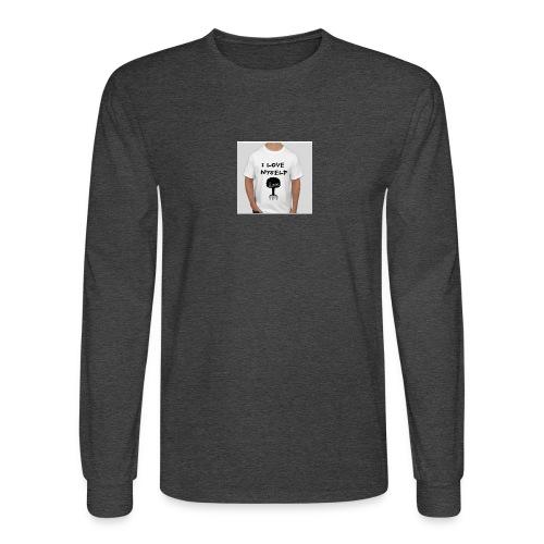 love myself - Men's Long Sleeve T-Shirt