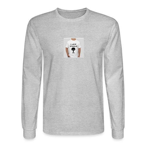 love myself - Men's Long Sleeve T-Shirt