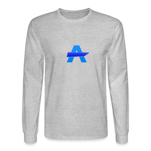 Logo Small - Men's Long Sleeve T-Shirt