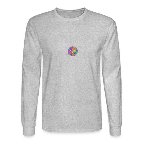 RocketBull Color - Men's Long Sleeve T-Shirt
