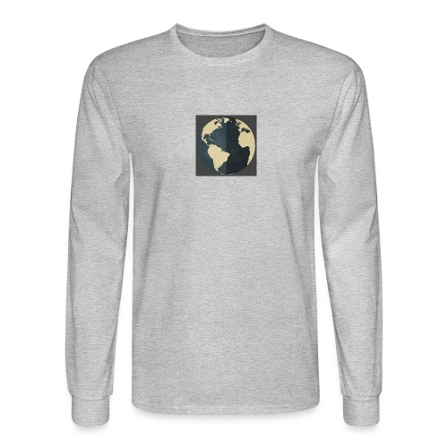 The world as one - Men's Long Sleeve T-Shirt