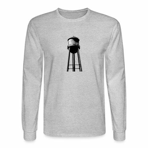 Water Tower - Men's Long Sleeve T-Shirt