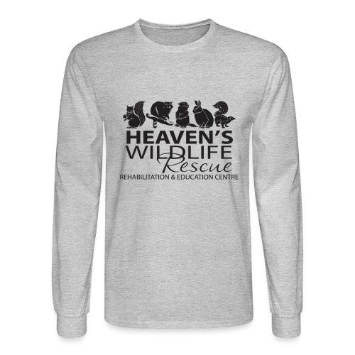 Heaven's Wildlife Rescue - Men's Long Sleeve T-Shirt