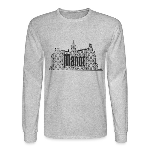 Mind Your Manors - Men's Long Sleeve T-Shirt
