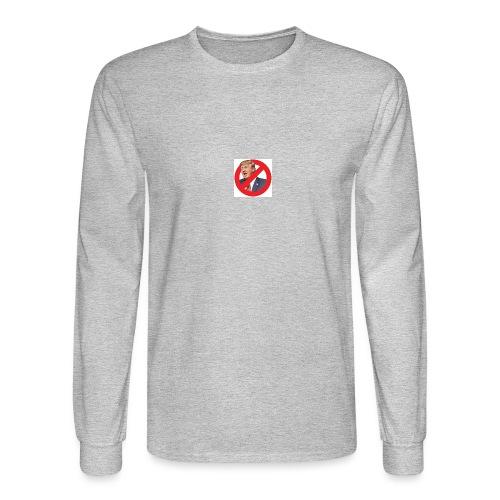 blog stop trump - Men's Long Sleeve T-Shirt