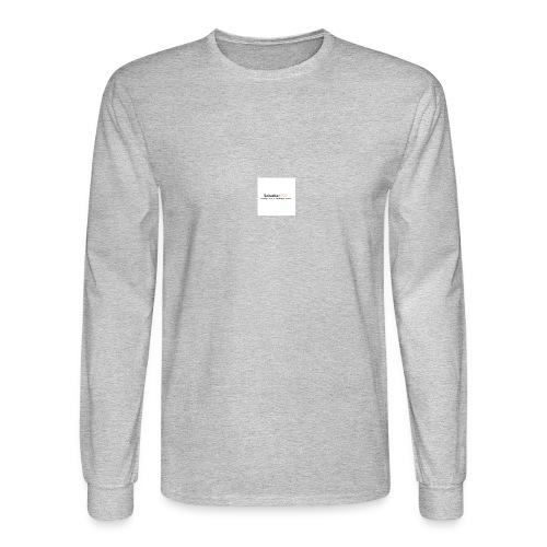 YouTube Channel - Men's Long Sleeve T-Shirt