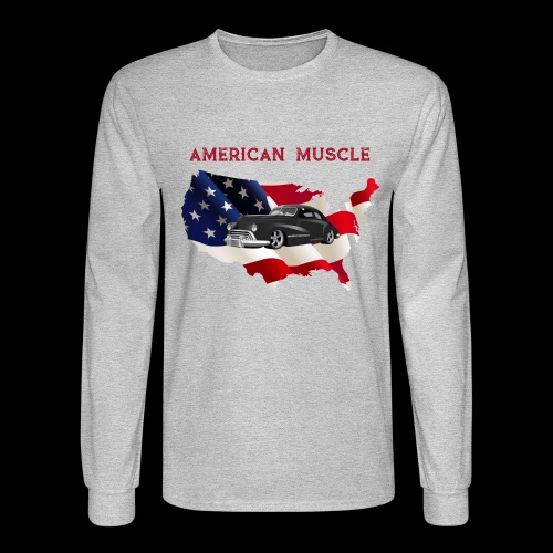 US Muscle - Men's Long Sleeve T-Shirt