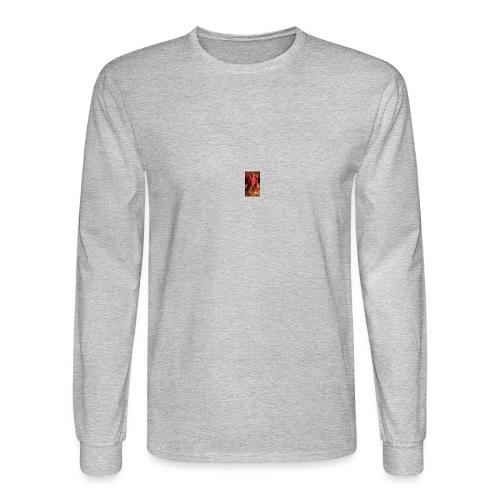 Dragon anger - Men's Long Sleeve T-Shirt