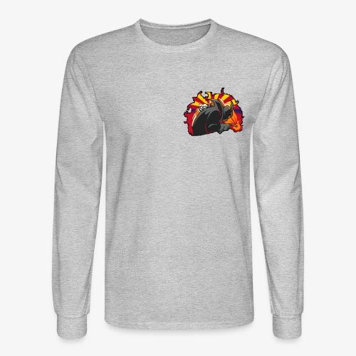 2018 PHS Welding Logo - Men's Long Sleeve T-Shirt