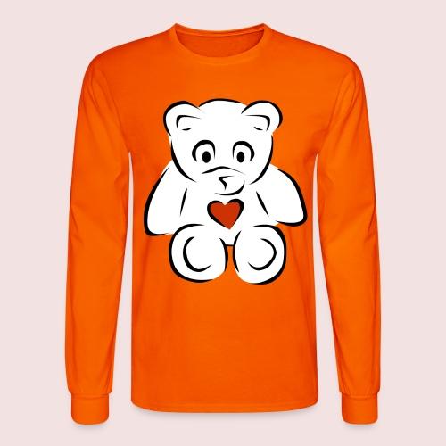 Sweethear - Men's Long Sleeve T-Shirt