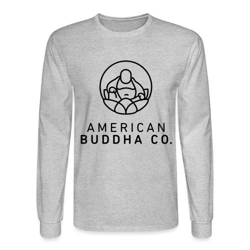 AMERICAN BUDDHA CO. ORIGINAL - Men's Long Sleeve T-Shirt