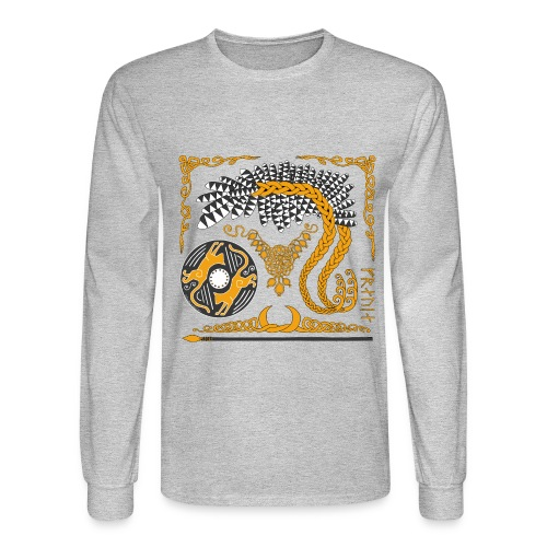 Freya's Tears - Men's Long Sleeve T-Shirt
