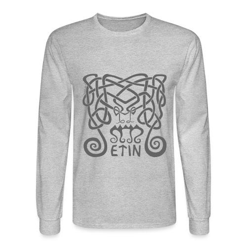 Frost Giant - Men's Long Sleeve T-Shirt