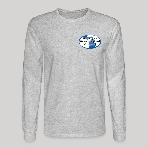 mgc logo 1 - Men's Long Sleeve T-Shirt