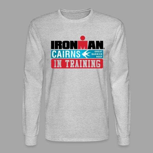 im cairns it - Men's Long Sleeve T-Shirt