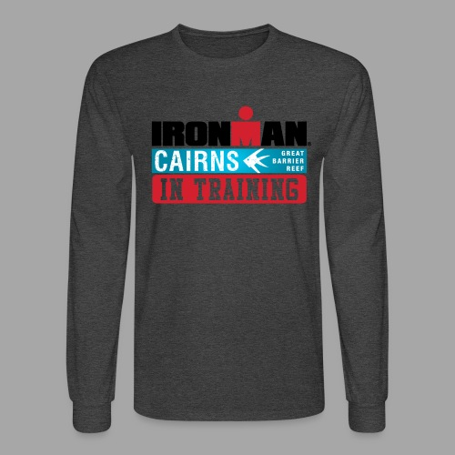 im cairns it - Men's Long Sleeve T-Shirt
