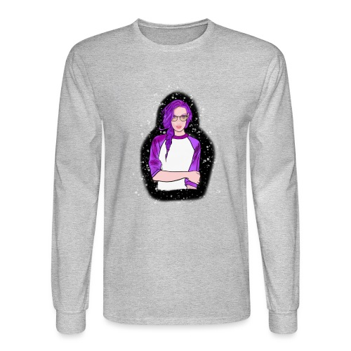 Galaxy girl - Men's Long Sleeve T-Shirt