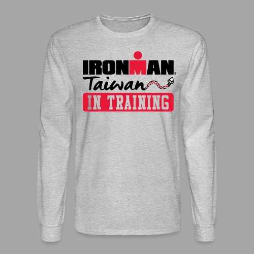 im taiwan it - Men's Long Sleeve T-Shirt
