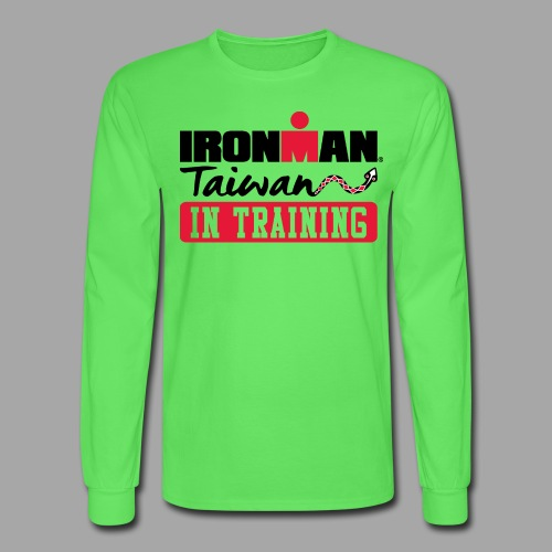 im taiwan it - Men's Long Sleeve T-Shirt