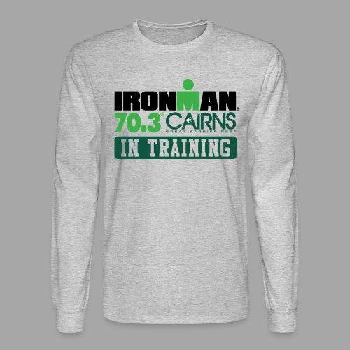 703 cairns it - Men's Long Sleeve T-Shirt