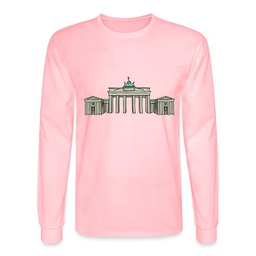 Brandenburg Gate Berlin - Men's Long Sleeve T-Shirt