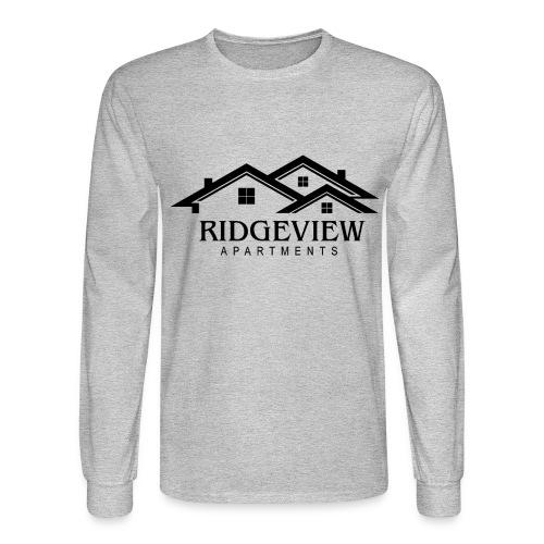 Ridgeview Apartments - Men's Long Sleeve T-Shirt