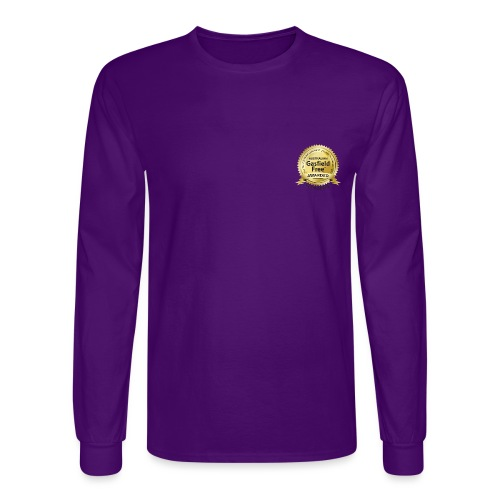 Supporters Collection - Men's Long Sleeve T-Shirt