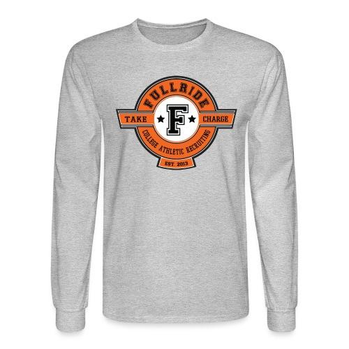 FR PNG png - Men's Long Sleeve T-Shirt