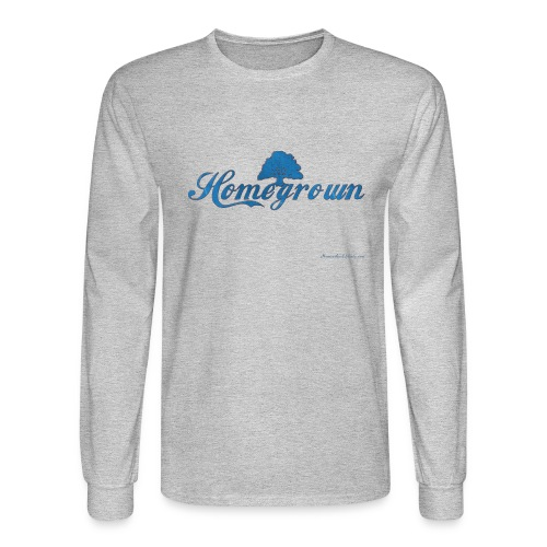 Homegrown Homeschool - Men's Long Sleeve T-Shirt