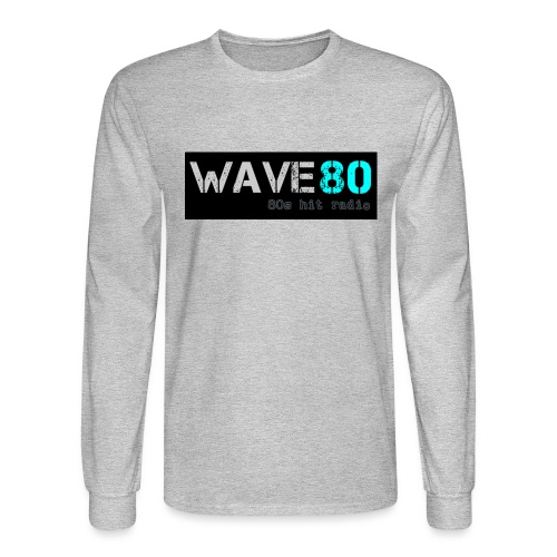 Main Logo - Men's Long Sleeve T-Shirt