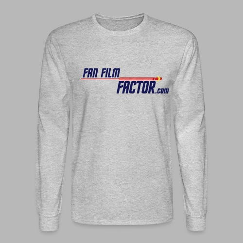 fan film factor logo - Men's Long Sleeve T-Shirt