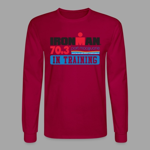 703 port macquarie it logo - Men's Long Sleeve T-Shirt
