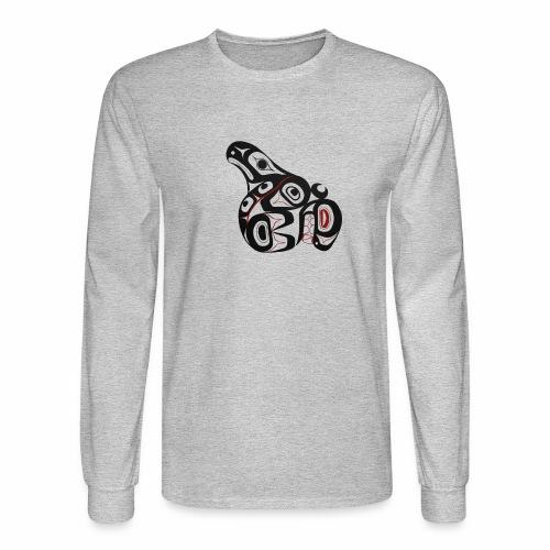 Killer Whale - Men's Long Sleeve T-Shirt