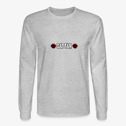 Sattar - Men's Long Sleeve T-Shirt