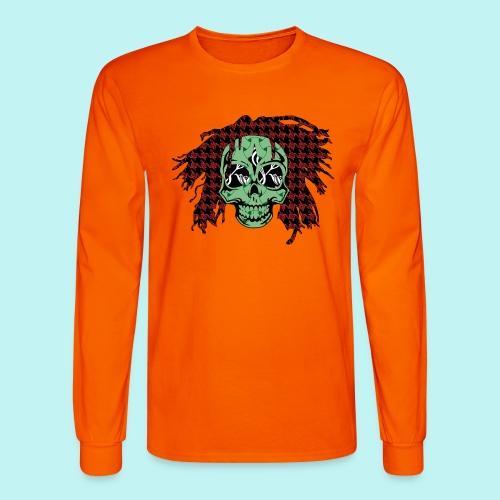 BOB MARLEY SKULLY - Men's Long Sleeve T-Shirt