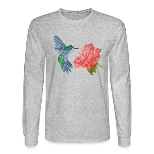 Hummingbird - Men's Long Sleeve T-Shirt