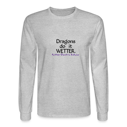 Dzintra Sullivan designs 2 - Men's Long Sleeve T-Shirt