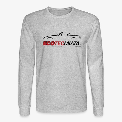 Ecotec Miata Logo - Men's Long Sleeve T-Shirt