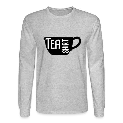 Tea Shirt Black Magic - Men's Long Sleeve T-Shirt