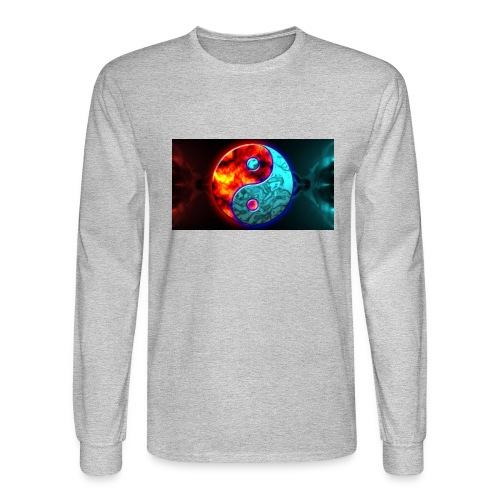YIN N YANG - Men's Long Sleeve T-Shirt