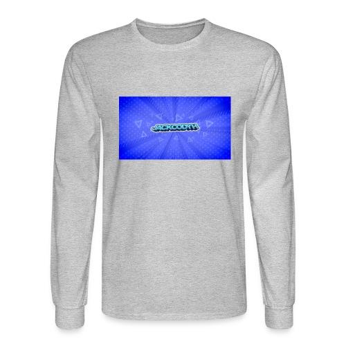 JackCodyH logo - Men's Long Sleeve T-Shirt