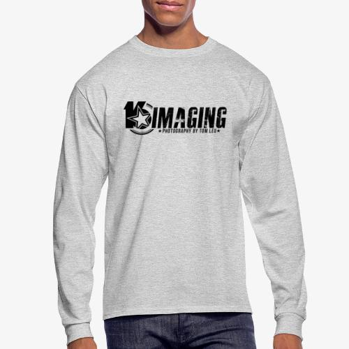 16IMAGING Horizontal Black - Men's Long Sleeve T-Shirt